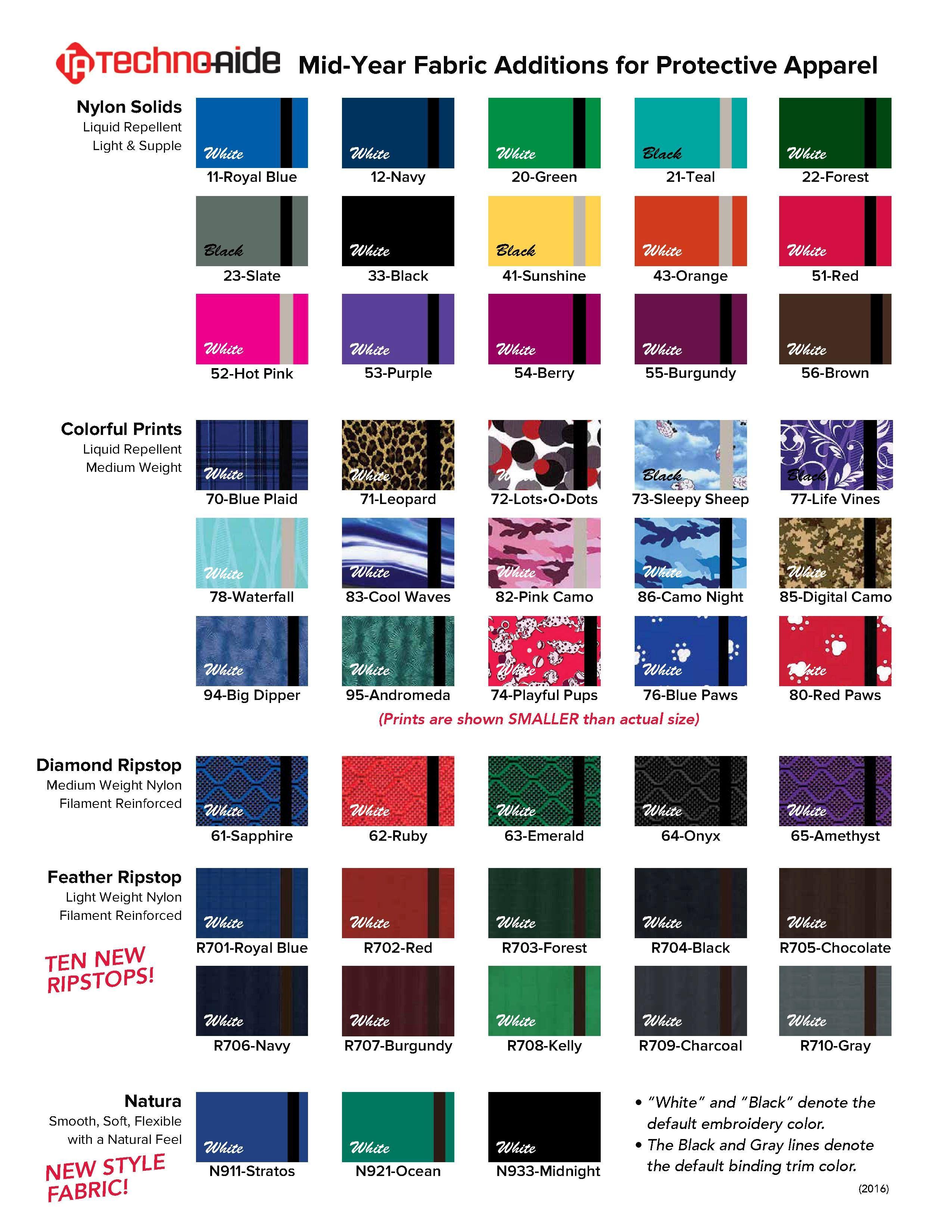 Techno Aide Apparel & Fabrics