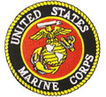 US Marine Corps Patch