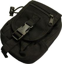 Black Gadget Pouch