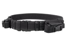 Black Tactical Belt