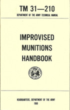 Improvised Munitions Army Manual