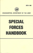 Special Forces Army Field Manual