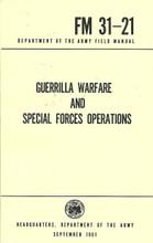 Guerrilla Warfare Army Field Manual