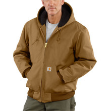 Brown Carhartt J-140