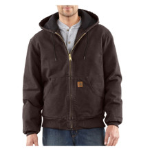 Dark Brown Carhartt J-130