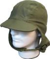 USN WWII Deck Cap