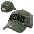 Rapid Dominance Woodland Digital Marines Ball Cap