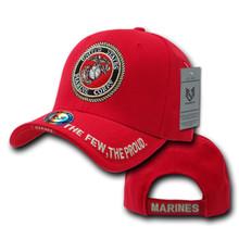 USMC Logo Ball Cap
