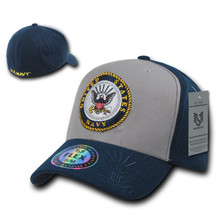 US Navy Flex Fit Ball Cap