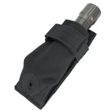 Black Tactical Flashlight Holder