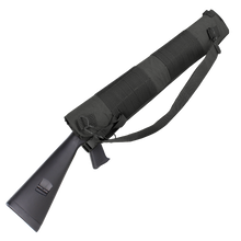 Black Shotgun Scabbard