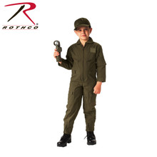 Rothco Kid's OD Flightsuit
