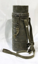 German Gas Mask Container/Cannister Used