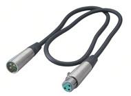 XLR (F) - XLR (M) Mic and Line Cable