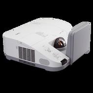 NEC NP-U310W 3100-lumen Widescreen Ultra Short Throw Projector - Factory Photos