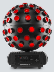 CHAUVET DJ Rotosphere Q3 Mirror Ball Simulator