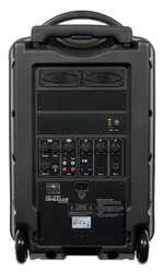 Galaxy Audio GAL10BASIC TV10 AC/Battery-Powered 150 Watt Peak Portable Sound System - Basic System (no components or modules added)
