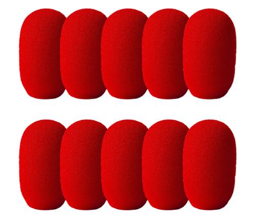 Red (Small) - 10-PAK