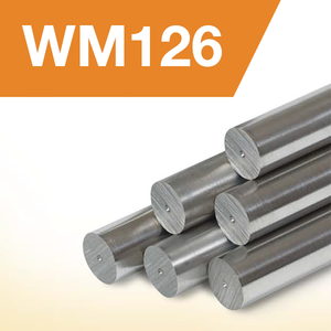 "WM126 Bar Stock: 2.25"" Diameter (12"" Length)"