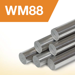 "WM88 Bar Stock: 2.50"" Diameter (12"" Length)"