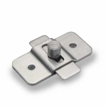 Slide Latch JN General Partitions Toilet Partition - Bathroom partition slide latch