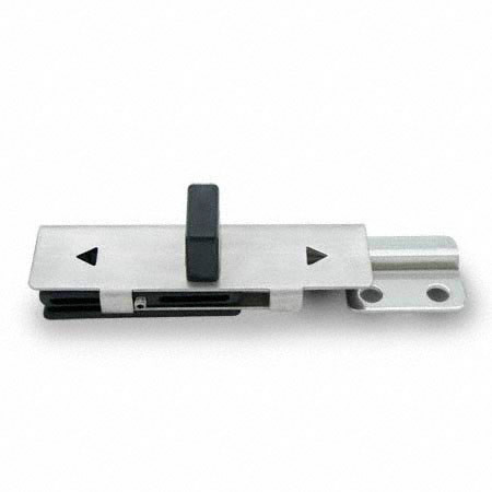 Slide Latch And Keeper SSL General Partitions Toilet - Bathroom partition slide latch