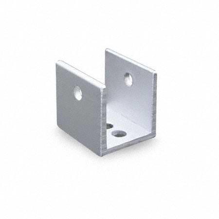 1 Aluminum U Bracket 4030al General Partitions Toilet