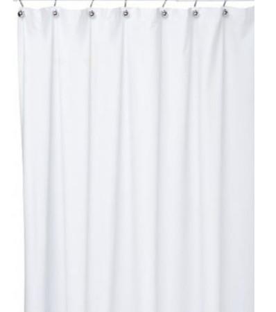 White Vinyl Curtains - General Partitions Toilet Partition ...