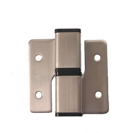 Square Surface Hinge GSTB General Partitions Toilet - Bathroom partition hinges