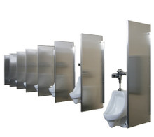Urinal Screens (Stainless Steel - SS)