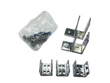 Plastic Laminate End Panel Kit