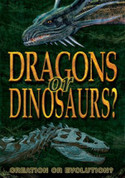 Dragons Or Dinosaurs: Creation Or Evolution DVD