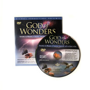 25 God Of Wonders Ministry Give-Away DVDs