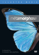Metamorphosis: The Beauty and Design of Butterflies French DVD