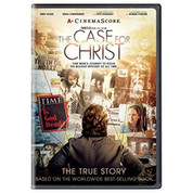 The Case for Christ Feature Film DVD (2017)