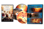 Lee Strobel Collection 3 Disc Set + The Case for Christ Feature Film (2017)