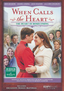 When Calls the Heart: The Heart of Homecoming DVD