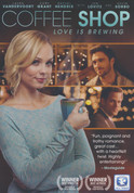 Coffee Shop Love is Brewing DVD