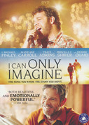 I Can Only Imagine Feature Film DVD (2018)