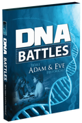 DNA Battles Were Adam & Eve Historical DVD