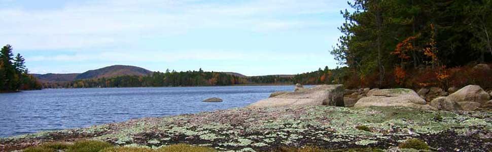 Bottle Lake Maine