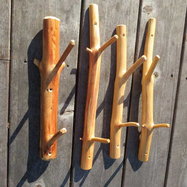 Natural Branch Hooks