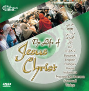 "MEL - ""Jesus"" DVD in 16 Middle Eastern Languages"
