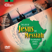 "WAL - ""JESUS"" DVD in 16 West African Languages"