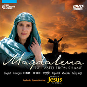 "W3L - ""Magdalena Released From Shame"" V3 DVD in 8 Languages"