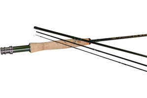 Temple Fork BVK 4 Wt10' 4pc