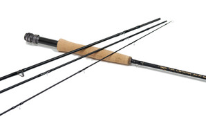 "Temple Fork Lefty Kreh Professional Series II 3 Wt 7'6"" 4pc"