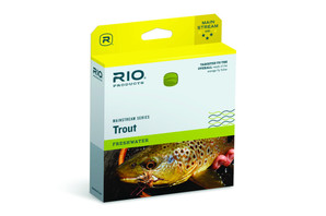 Rio Mainstream Trout - Lemon Green