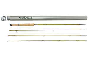 "Douglas Upstream 3734 - 7'3"" 3wt, 4 piece"