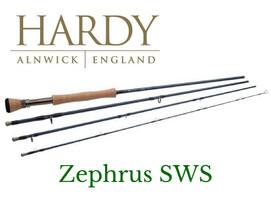 Hardy Zephrus SWS 9' 11wt 4 piece